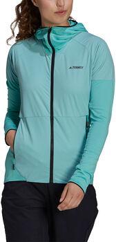 adidas Terrex Skyclimb Fleece windstopper Dames Groen