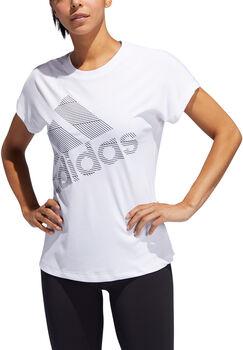 adidas Badge of Sport shirt Dames Neutraal