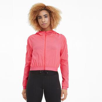 Puma Be Bold Woven jack Dames Roze