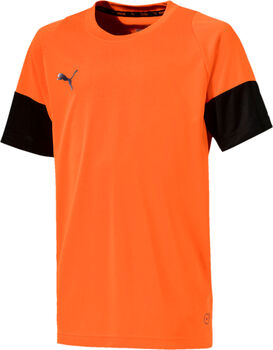 Puma FTBLNXT jr shirt Jongens Oranje