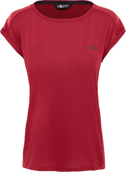 The North Face Tanken top Dames Rood