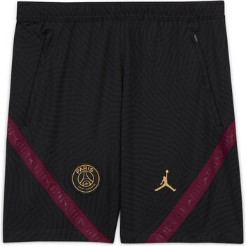 Nike Paris Saint-Germain Strike short Heren Zwart