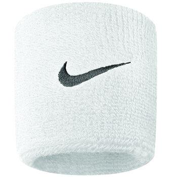Nike Swoosh zweetbandje Wit