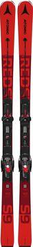 ATOMIC Redster S9 + X 12 GW ski's Heren Rood