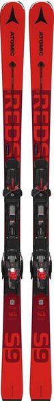 Redster S9 + X 12 GW ski's