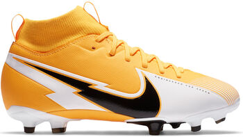 Nike Superfly 7 Academy FG/MG Jr voetbalschoenen Oranje