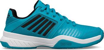 K-Swiss Court Expres Omni kids tennisschoenen Blauw