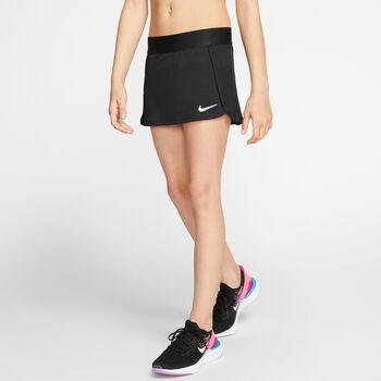 Nike Court kids rok  Meisjes Zwart