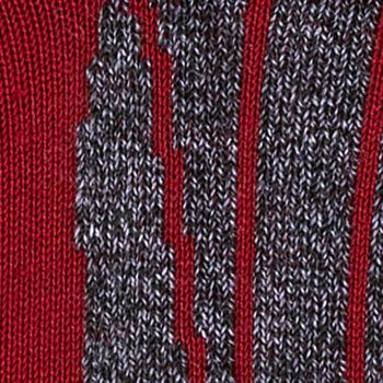 Falke TK2 Short Cool sokken Dames Rood