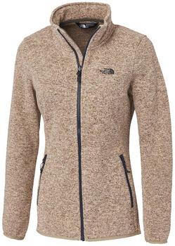 The North Face Arashi Hybrid fleece Dames Bruin
