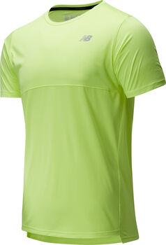 New Balance Accelerate shirt Heren Geel