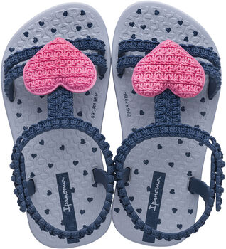 My First Ipanema baby slippers Jongens Blauw