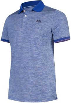 Falcon Darryl polo Heren Blauw