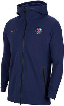 Nike Paris Saint-Germain Tech Pack jack Heren Blauw