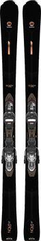 Rossignol Nova 10 Ti Xpress W 11 Gw 83 ski's Dames Zwart