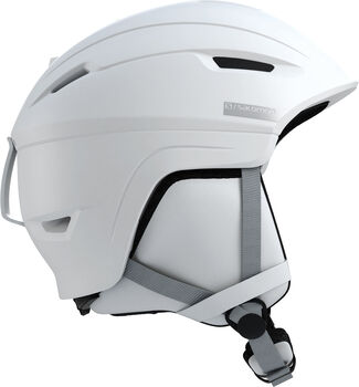 Salomon Icon Acces skihelm Heren Wit