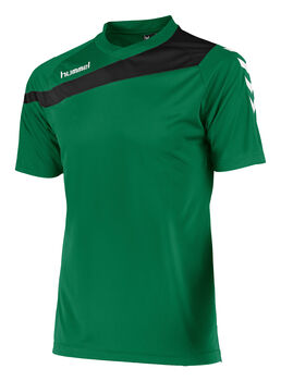 Hummel Elite T-shirt Heren Groen