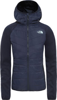 The North Face Arashi III Insulated Hybrid jack Dames Blauw