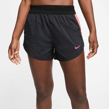 Nike Runway short Dames Zwart