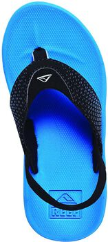 Reef Grom Rover jr slippers Jongens Blauw