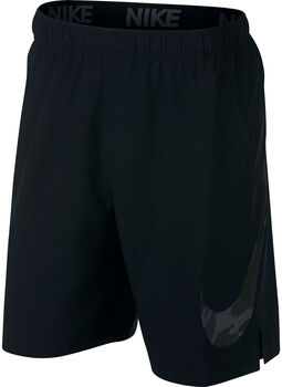 Nike Flex Woven short Heren Zwart