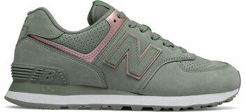 New Balance WL 574 sneakers Dames Grijs