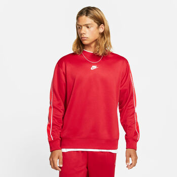 Nike Sportswear Crew sweater Heren Rood