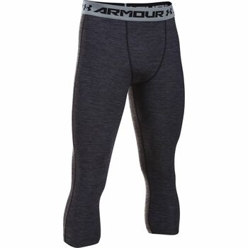 Under Armour Armour Twist capri Heren Zwart