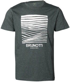 Brunotti Coldy t-shirt Heren Groen