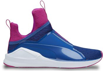 Puma Fierce Eng Mesh fitness schoenen Dames Blauw