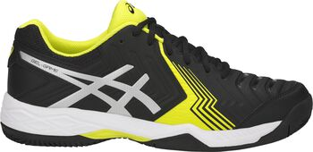 Asics GEL-Game 6 clay tennisschoenen Heren Zwart