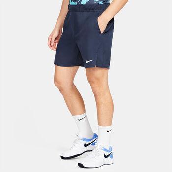 NikeCourt Flex Victory short Heren Blauw