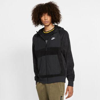 Nike Sportswear Winter hoodie Heren Zwart