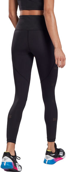 High-Rise Lux Perform Perforated legging
