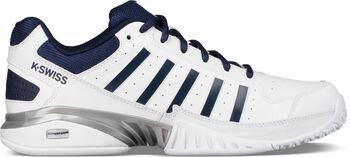 K-Swiss Receiver IV Omni tennisschoenen Heren Wit