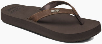 Reef Cushion Luna slippers Dames Bruin