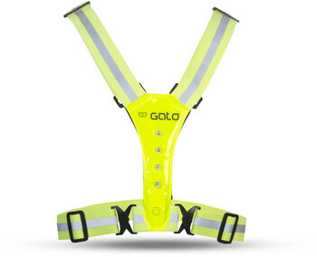 GATO Led Safer Sport hesje Geel