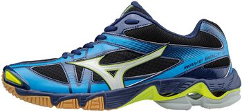 Mizuno Wave Bolt 6 indoorschoenen Heren Zwart