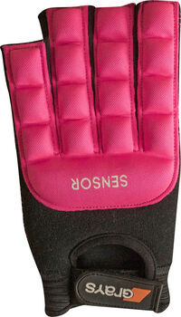Grays Sensor Pro Links hockeyhandschoen maat XXS Dames Roze