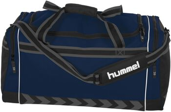 Hummel Leyton Elite tas Blauw
