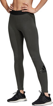 ADIDAS Badge of Sport tight Dames Groen