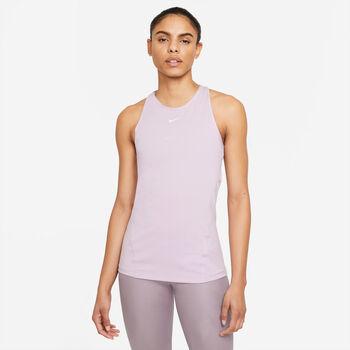 Nike Pro shirt Dames Paars