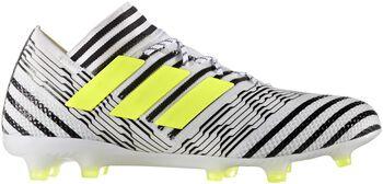 ADIDAS Nemeziz 17.1 FG voetbalschoenen Wit