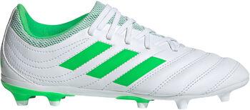 ADIDAS Copa 19.3 FG jr voetbalschoenen Wit