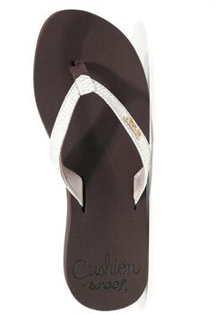 reef star cushion sassy slippers Dames Bruin