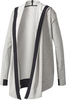 Adidas Wrap Me Up sweater Dames Grijs