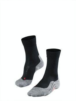 Falke TK5 sokken Heren Zwart