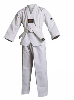 ADIDAS BOXING ADI-Start Dobok 200 cm taekwondopak Wit