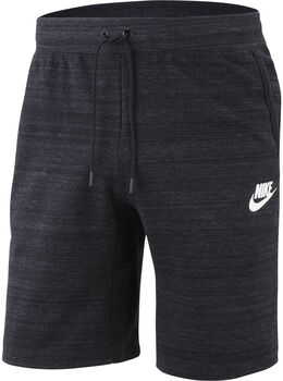 Nike Sportswear Advance 15 short Heren Zwart