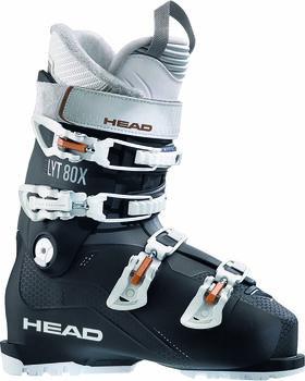 Head Edge LYT 80X skischoenen Dames Wit